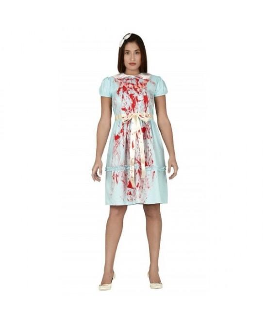 Disfraz ghost twins para mujer