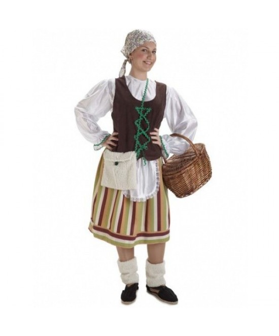 Disfraz Pastora Mujer Adulta