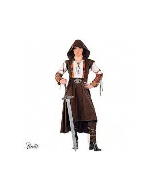 Disfraz Marian De Los Bosques deluxe