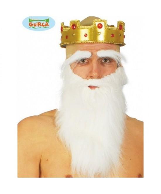 Barba Blanca larga