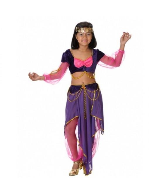 Disfraz Danza Vientre para niña