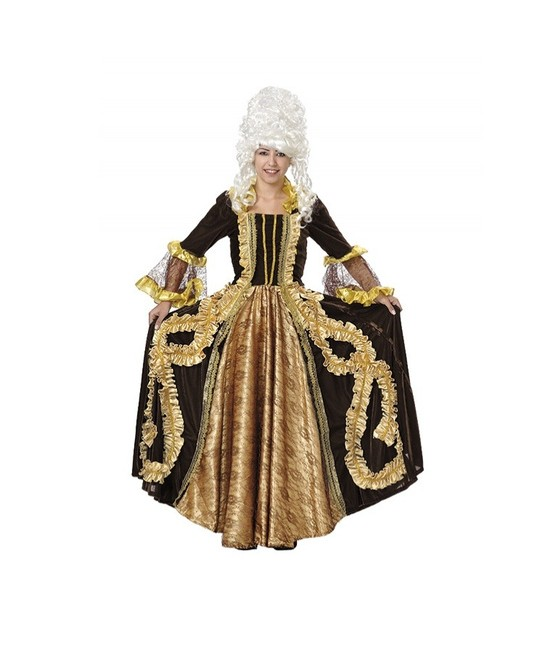 Disfraz Baronesa  para mujer