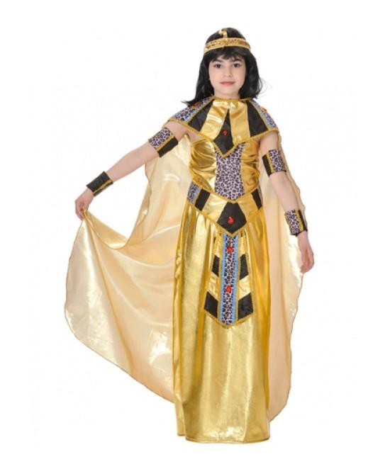 Disfraz Reina Del Nilo para niña