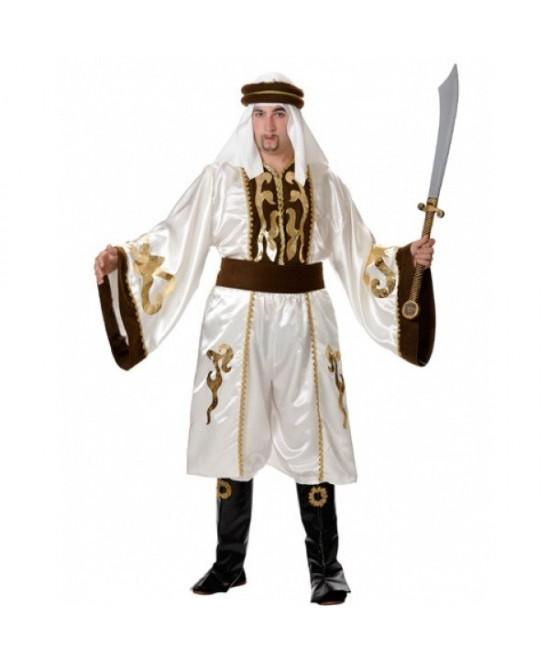 Disfraz Egipcio Blanco Adulto