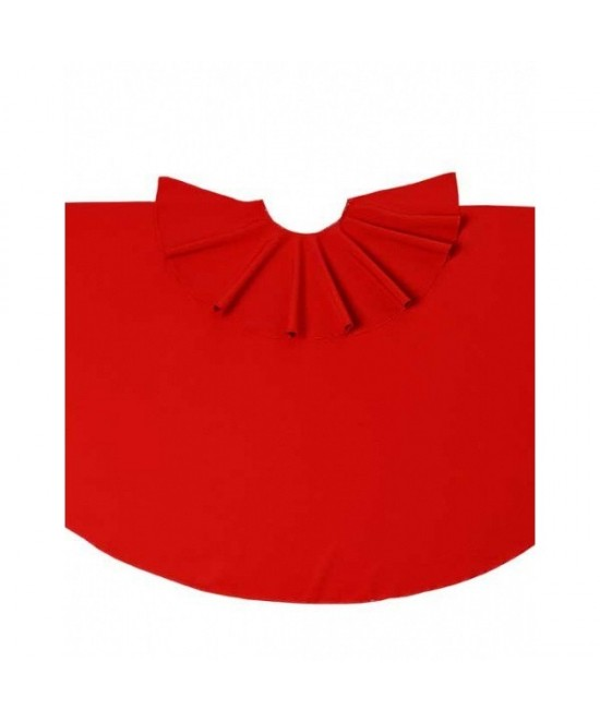 Capote Rojo 140 Cm