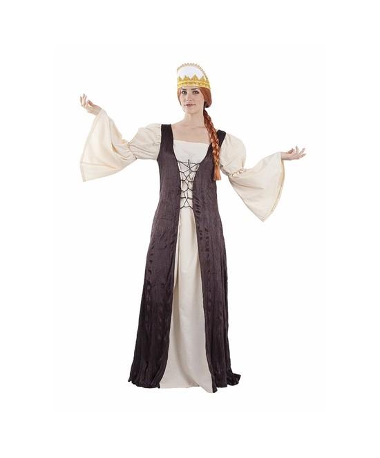 Disfraz Reina De Castilla Mujer