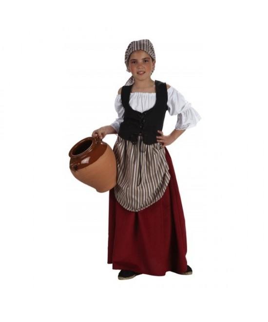 Disfraz Mesonera para niña