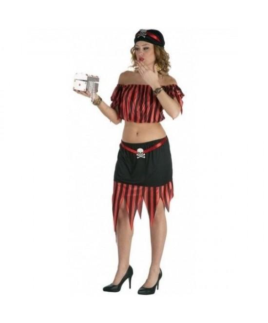 Disfraz Pirata sensual para chica