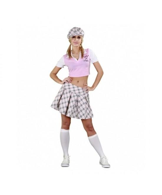 Disfraz Golfista Mujer
