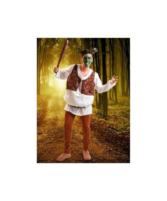 Disfraz Ogro Verde para hombre