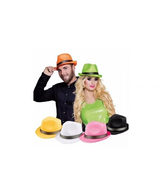 Sombrero Mascota ganster colores- unidad