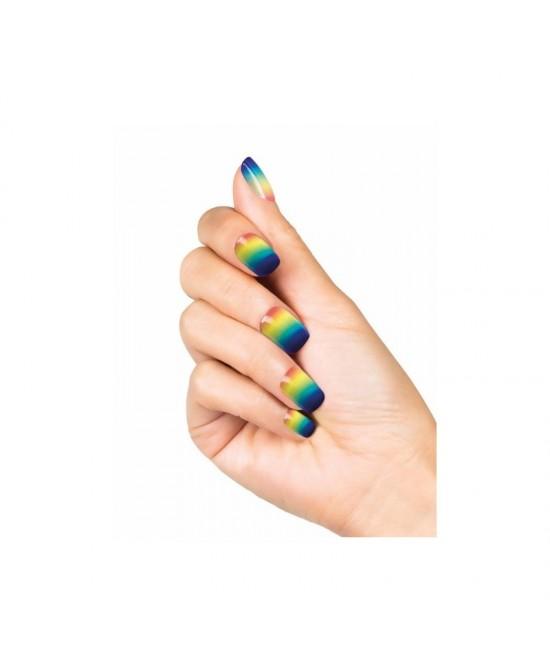 Blister uñas Arco-Iris