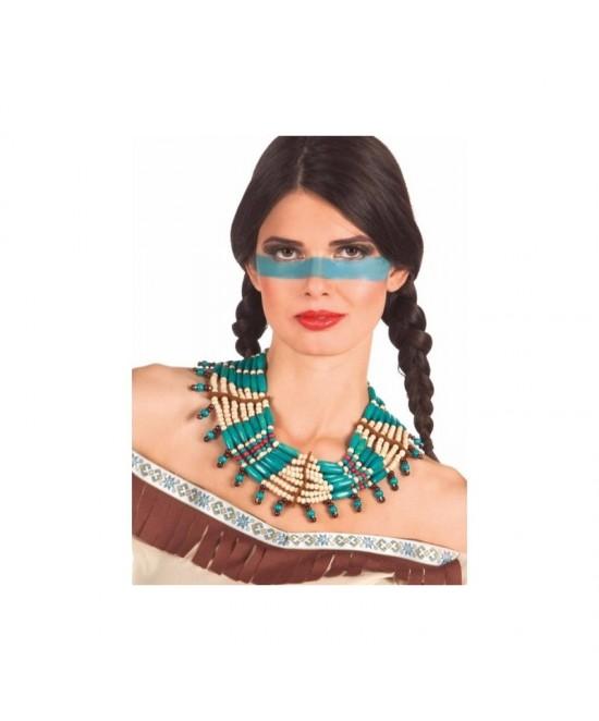 Collar Indio/a Squaw