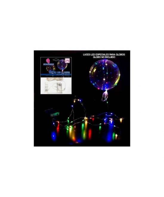 Tira Luces LED especial Globos