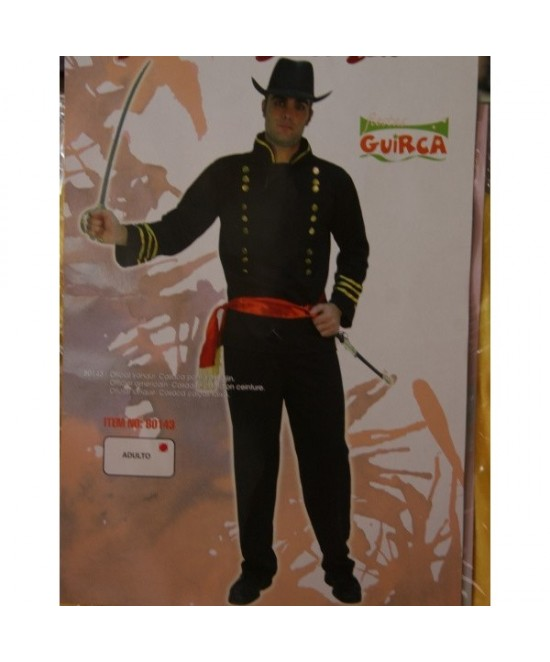Disfraz Cesar Negro Infantil