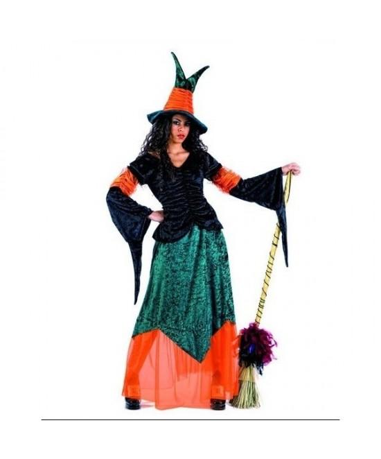Disfraz Bruja Salem Adulta