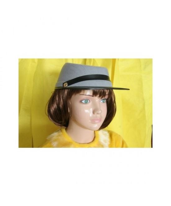 Sombrero Confederado Gris