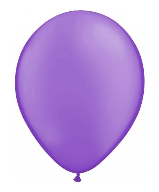 Bolsa 50 Globos Púrpura