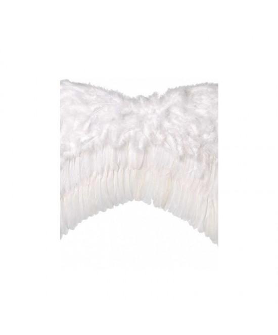 Alas Plumas 39x30cm blanca