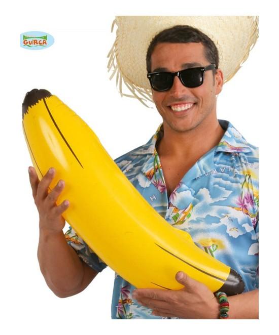 Plátano Hinchable  70cm
