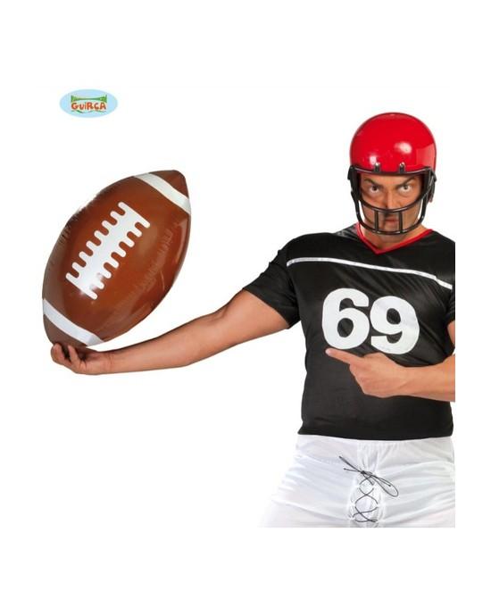 Balón Hinchable Fútbol Americano 40 cm.