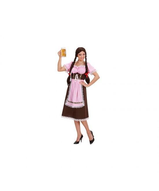 Disfraz de Bávara mujer