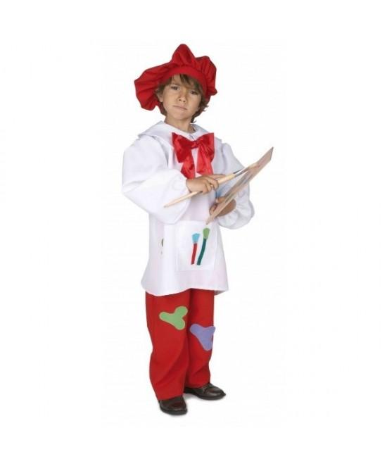 Disfraz  Pintor Infantil