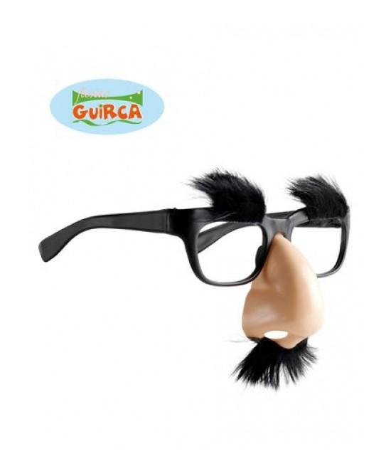 Nariz Con Gafas Groucho