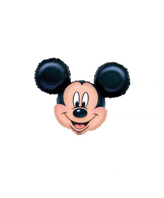 """Globo Foil Cabeza Mickey 35 """""""