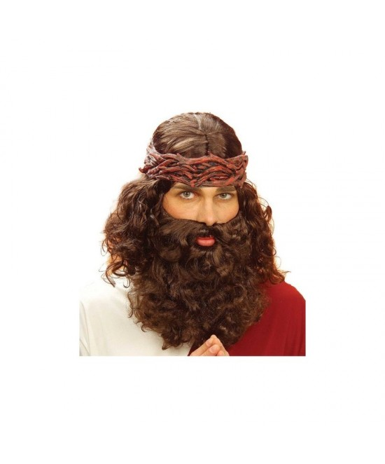 Peluca Profeta con barba