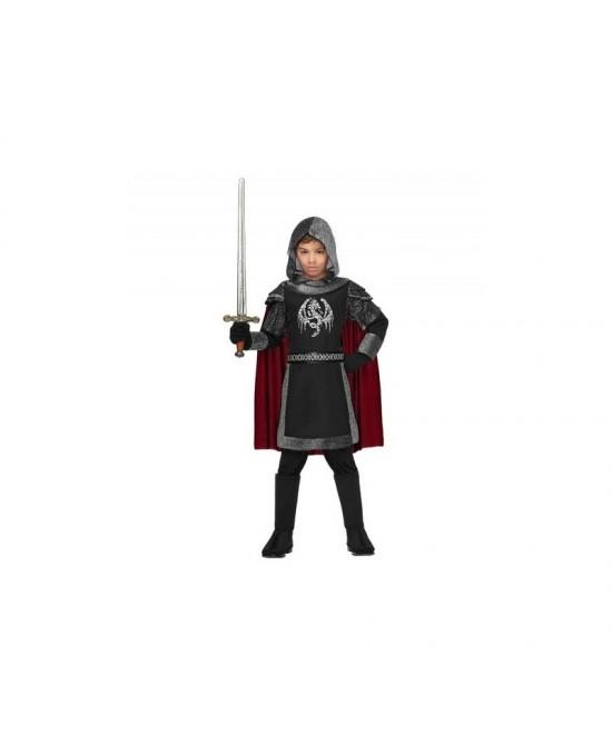 Disfraz Caballero oscuro para niño