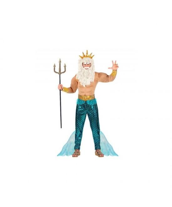 Disfraz Poseidón para hombre