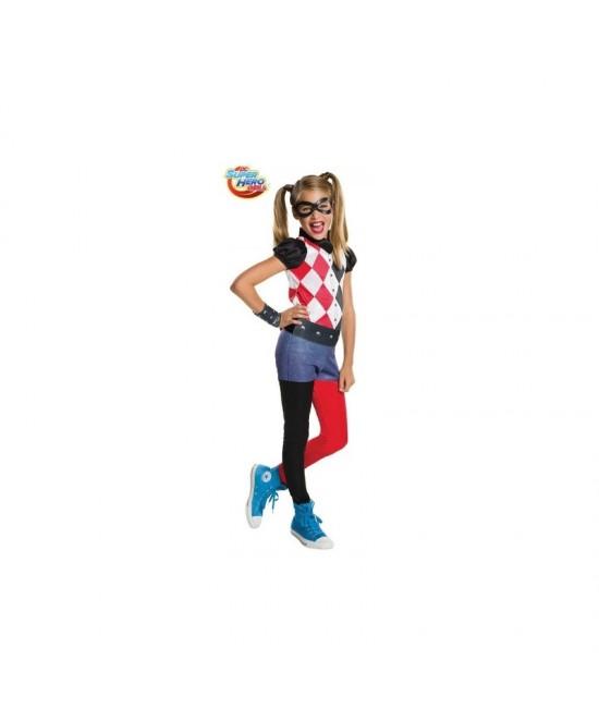 Disfraz Harley Quinn Shg Infantil