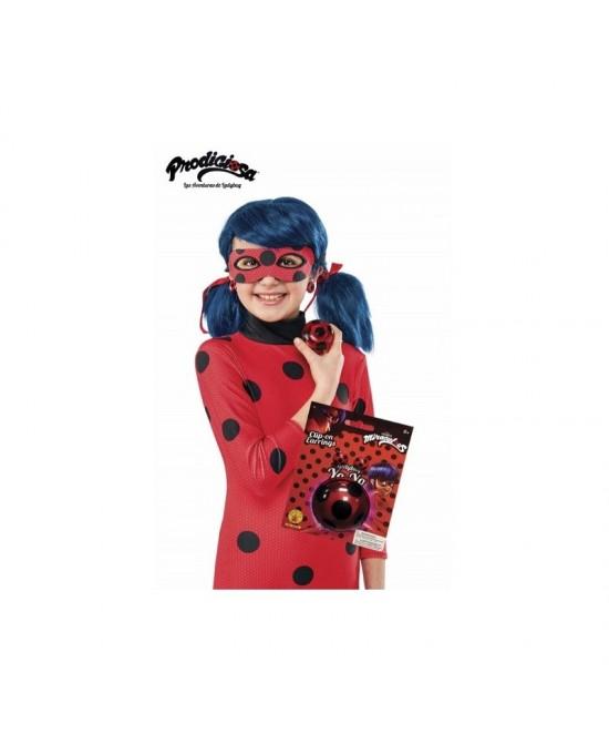 Set Yo-yo y  Pendientes Ladybug infantil