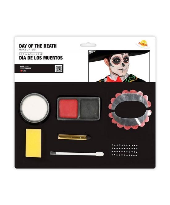 """Set Maquillaje """" Dia de los Muertos """""""