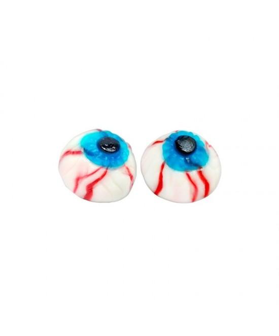 Caja Ojos rellenos chuches VIDAL 65 uds.