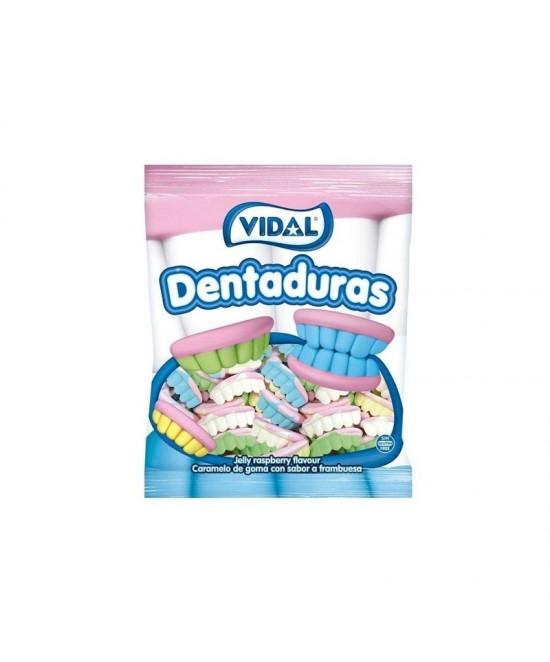 Dentaduras  Vidal col.surtidos 250 uds.
