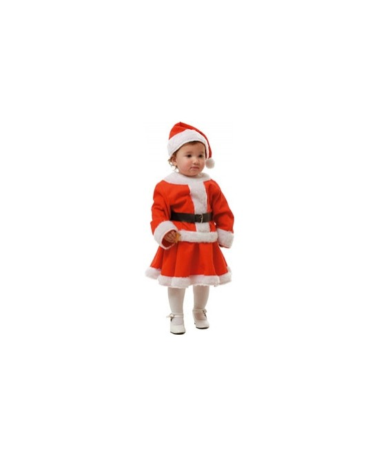 Disfraz Mama Noel Bebé