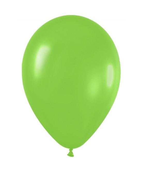 Bolsa 100 Globos R-5 Verde Lima