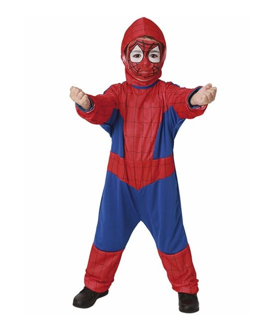 Disfraz Spider Héroe Infantil