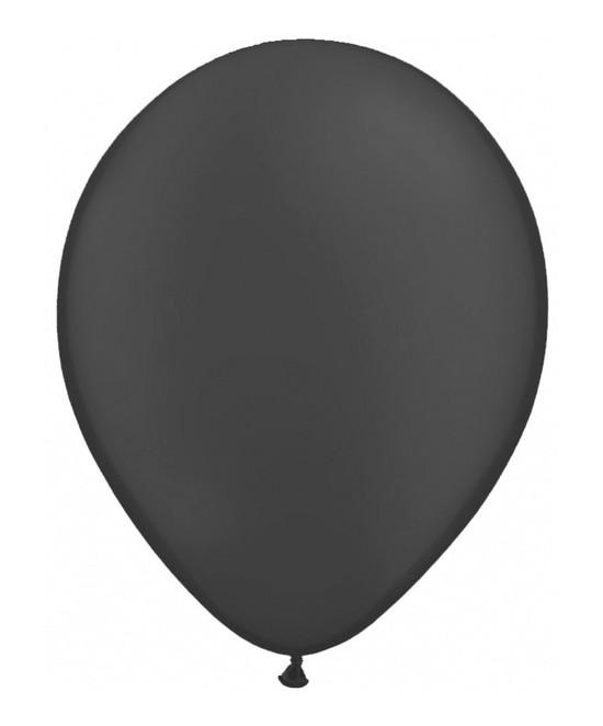 Bolsa 50 Globos  Negro