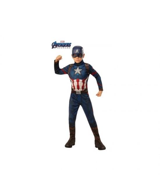Disfraz Capitán America EndGame infantil