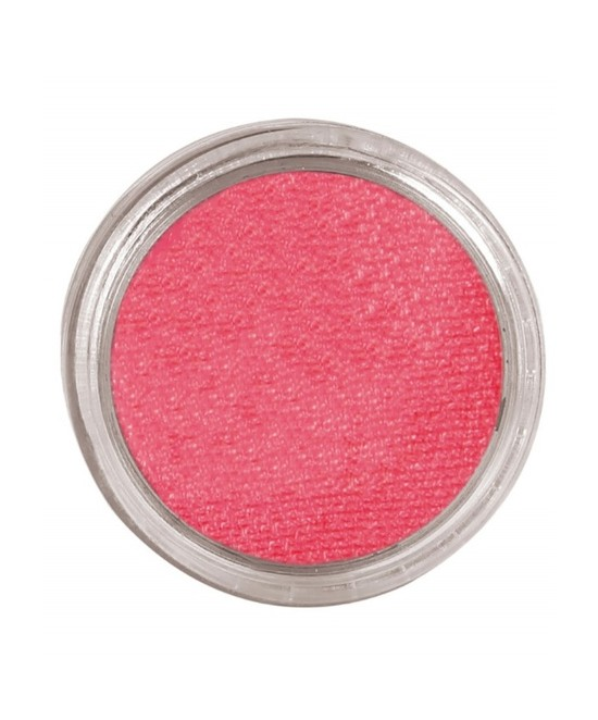 Maquillaje Al Agua Rosa 15 Gr
