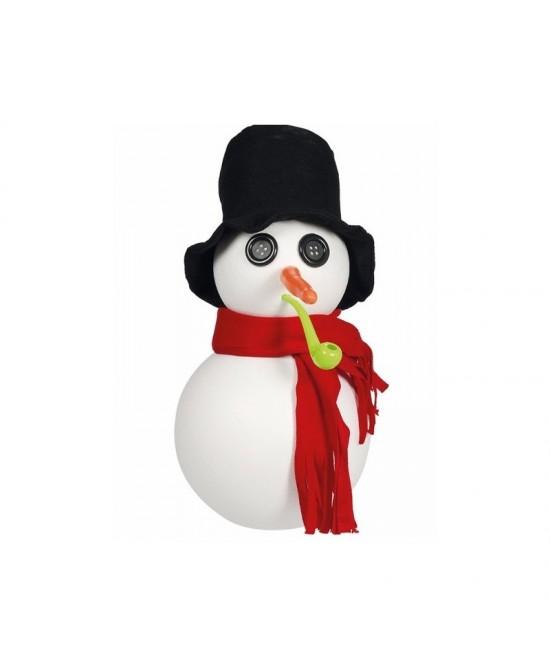 Complemento muñeco de nieve