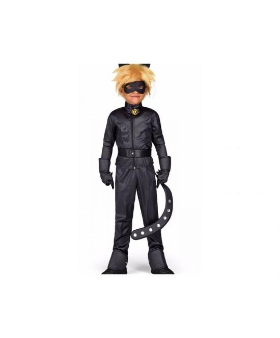 Disfraz Cat Noir infantil y...
