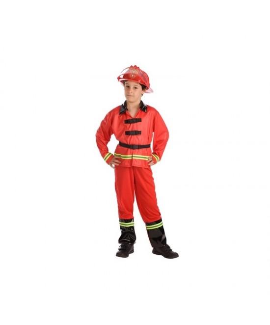 Disfraz Bombero para niño