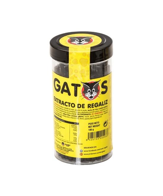 Tarro Regaliz El Gato 180 gramos
