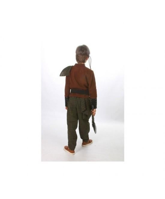 Disfraces medieval Finn luxe infantil