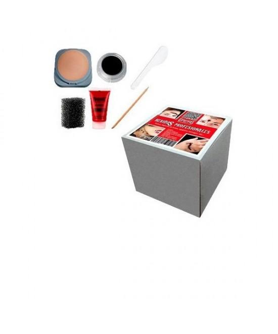 Kit Maquillaje Heridas
