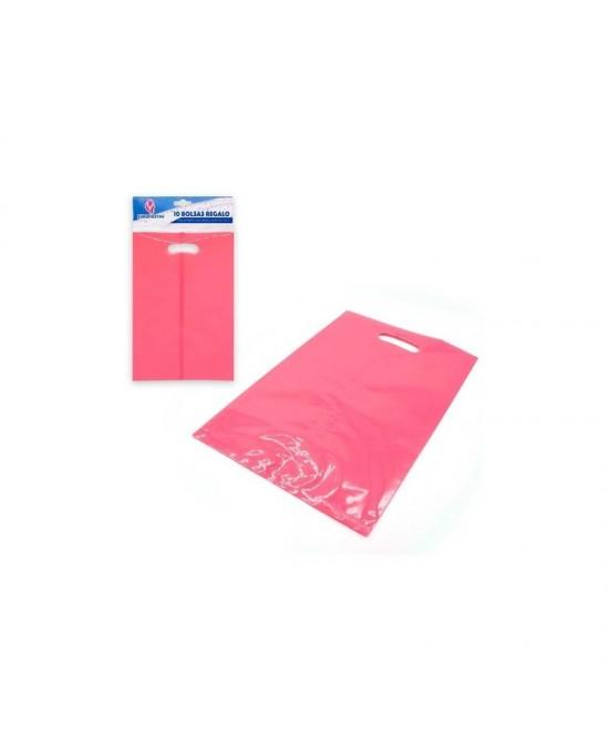 Bolsa pastel Roja ó Azul